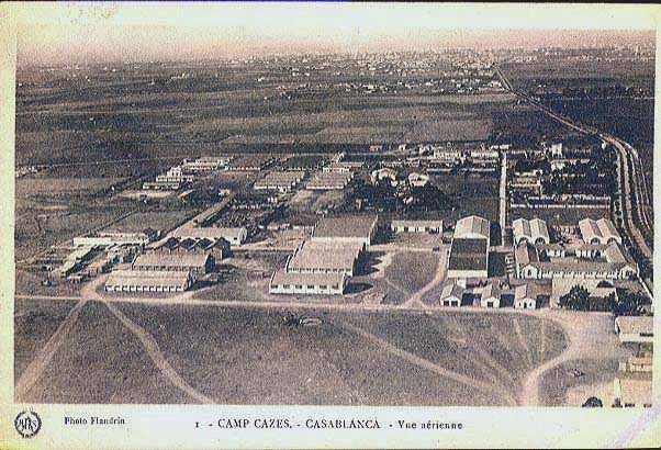 camp de Cazes Casablanca